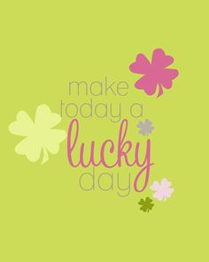 lucky day ♣
