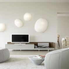 ligne roset lighting wall lights on pinterest ligne. Black Bedroom Furniture Sets. Home Design Ideas