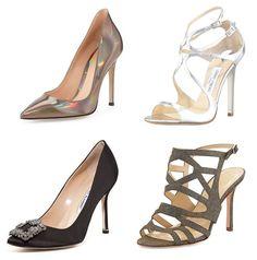 Sparkle! #shoes #holidayshoes #highheels #sparkle #style #fashion #holidays #winter #party