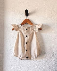 718fae0910f4 Inexpensive baby girl rompers. Look up in vogue rompers for little girls in  solids