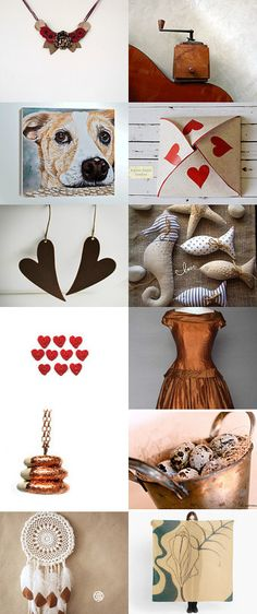 Discover and shop  ► ► ► ► My Treasury Picks