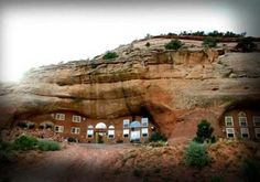 Cave Palace Ranch - Utah - I could get into that