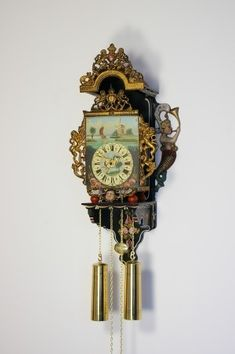 Unusual Cuckoo Clocks friese stoeltjesklok - google zoeken | unusual clocks and