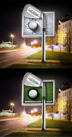"""Beginners' courses now starting!"""" Rolling Board for Golf Range Vienna  http://searchengineland.com/google-to-launch-new-doorway-page-penalty-algorithm-216974"""