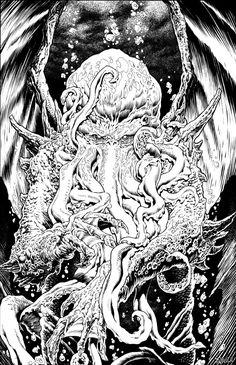 Tim Vigil: Cthulhu Great and Powerful