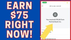 Earn $75 Every 5 Mins Into Your PayPal (Earn PayPal Money For Beginners ... Make Money From Home, Way To Make Money, Make Money Online, Making 10, Making Ideas, Learning, Making Money At Home, Studying, Teaching