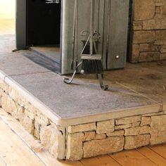 Types de parement - Parement granit - Parement ardoise salle de bain