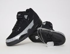 #Nike Flight Squad QS Black #sneakers