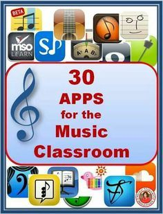Apps for Music Classroom