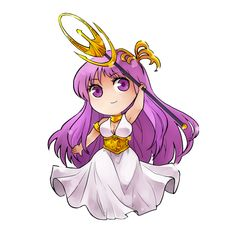 Athena (Saori Kido 2).