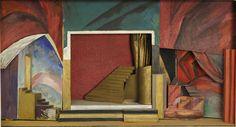 В Музее им. А. А. Бахрушина открывается выставка «Мистерия-буфф Аристарха Лентулова»