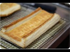 How to make the Most Perfect Puff Pastry - Pate Feuilletee . . . Recipe and Video Tutorial: http://www.youtube.com/watch?feature=fvwp=1=2-18W4eHJ_4