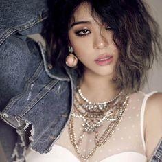 Ailee for A New Empire Amy Lee, Jimin, Korean American, Girl Crushes, Woman Crush, American Singers, Korean Beauty, Kpop Girls, My Girl