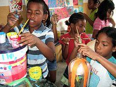 Art Projects in Ecuador