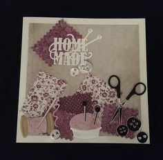 Sewing Cards, Marianne Design, Brother, Card Making, Lady, How To Make, Inspiration, Scrappy Quilts, Hipster Stuff