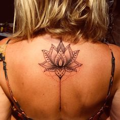 Lotus Flower Tattoos And Their Many Symbolisms 12 Tattoos, Back Tattoos, Finger Tattoos, Small Tattoos, Sleeve Tattoos, Tatoos, Rose Tattoos, Small Lotus Flower Tattoo, Flower Tattoo Back