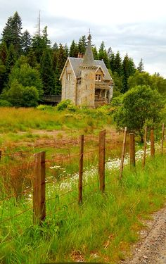 Strathmashie, Newtonmore, Scottish Highlands, Scotland