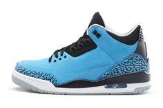 "Air Jordan 3 Retro ""Powder Blue"" New Hip Hop Beats Uploaded EVERY SINGLE DAY  http://www.kidDyno.com"