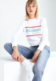Reebok Classic Sweatshirt - white für 49,95 € (31.01.17) versandkostenfrei bei Zalando bestellen.