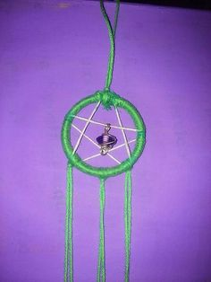 Check out this item in my Etsy shop https://www.etsy.com/listing/298541461/dreamcatcher-keychain
