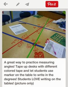 "Parallel lines and transversals are one of my favorite things to teach! I love that they are like big puzzles to solve. The oh so fun ""..."