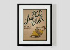 30 OFF Felix Felicis Liquid Luck Advertisement by 716designs, $9.99