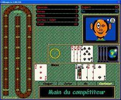 Jeu PC de cartes de cribbage français Cribbage.ca