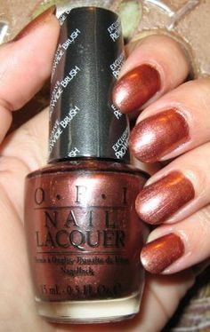 OPI Brizbane Bronze #sephora #colorwash #SephoraColorWash