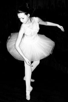 Ballet Exercises of The Floor
