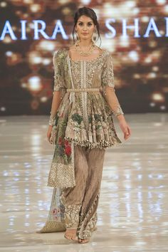 Saira Shakira Collection At Pakistan Fashion Week London 2017 | PK Vogue