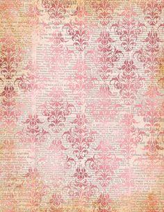 Shabby Vintage, Junk Journal, Digital Scrapbooking, Free Printables, Decoupage, Etsy Seller, Paper, Creative, Journals