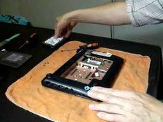 Cambiar disco rigido netbook Bangho B X0X1