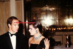 Princess 35mm Photo Slide Princess Stephanie Prince Albert Monaco Royal 1   eBay