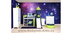 Dětský pokoj z masivu ve vesmírném stylu Techno, Kids Rugs, Home Decor, Decoration Home, Kid Friendly Rugs, Room Decor, Techno Music, Home Interior Design, Home Decoration