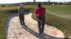 Golf Video Tip:  Hitting a High Soft Bunker Shot