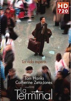 """Película """"La terminal"""" (2004)"""
