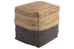 Sweed Valley Pouf | Ashley Furniture HomeStore
