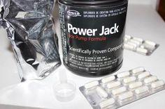 Power Jack Nox Pump – Pré-Treino Eficaz! – Musculação e Cia