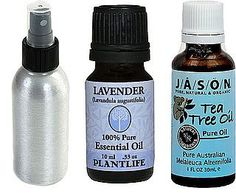 diy all natural yoga mat antibacterial spray with lavender and tea tree oil lovesurf