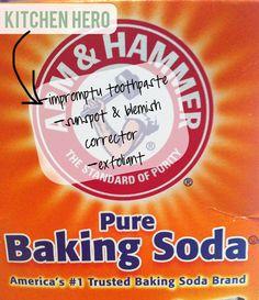 Kitchen Hero: Baking Soda