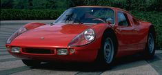 Porsche 904 Carrera GTS Coupé (1963-1965)