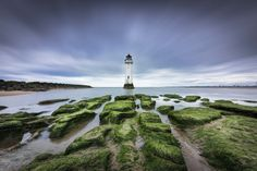New Brighton Lighthouse by sandpiper2011