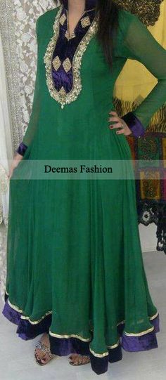 http://deemasfashion.com/wp-content/uploads/Pakistani-Designer-Collecion-Dark-green-anarkali-frock.jpg