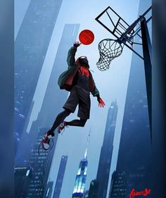 Miles Morales - Spider-man into the Spiderverse Marvel Comic Universe, Comics Universe, Marvel Art, Marvel Dc Comics, Marvel Heroes, Marvel Characters, Spiderman Art, Amazing Spiderman, Spider Man Caricatura