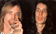 Tom Petty and Todd Rundgren The Psychedelic Furs, Grand Funk Railroad, Patti Smith, Travelling Wilburys, Todd Rundgren, The Orator, Tom Petty, Double Trouble, Record Producer