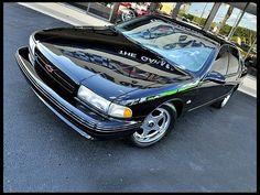 1996 Chevrolet Impala SS  350 CI, Automatic