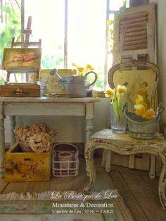 *♥ Atelier de Léa - Un Jour à la Campagne ♥* Have a nice Spring! (Paris ─ 2014 March, 20)