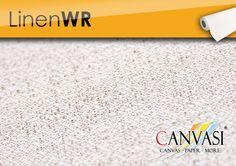 Linen WR Tempera, Canvas Paper, Plastic Cutting Board, Canvas Frame, Base Coat, Linen Fabric