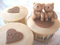 Cupcakes d'Amour - Love Forever
