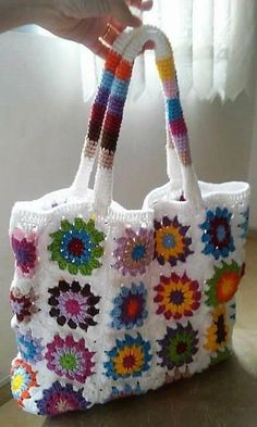 Transcendent Crochet a Solid Granny Square Ideas. Inconceivable Crochet a Solid Granny Square Ideas. Bag Crochet, Crochet Purse Patterns, Crochet Shell Stitch, Crochet Handbags, Crochet Purses, Crochet Granny, Crochet Crafts, Crochet Stitches, Crochet Projects